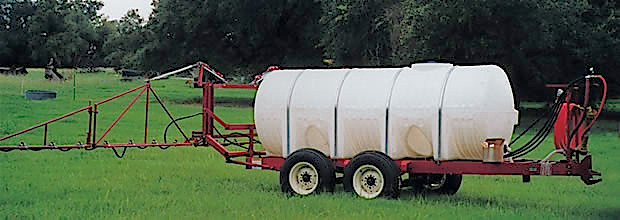 1000 Gallon Sprayer