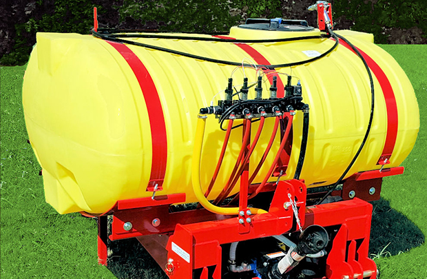 Continental Belton's TPMA Sprayer