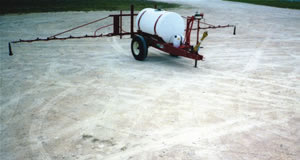 LCA Trailer Sprayer