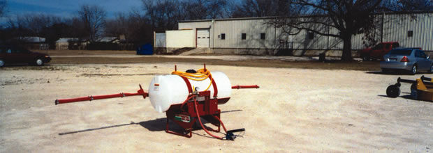 MQH 3-Point Hitch Sprayer