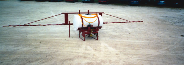 QHD 3-Point Hitch Sprayer