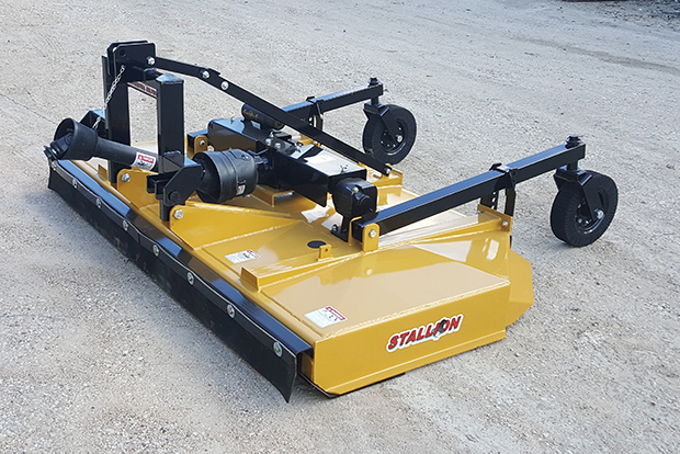 Stallion 8 Rotary Cutters